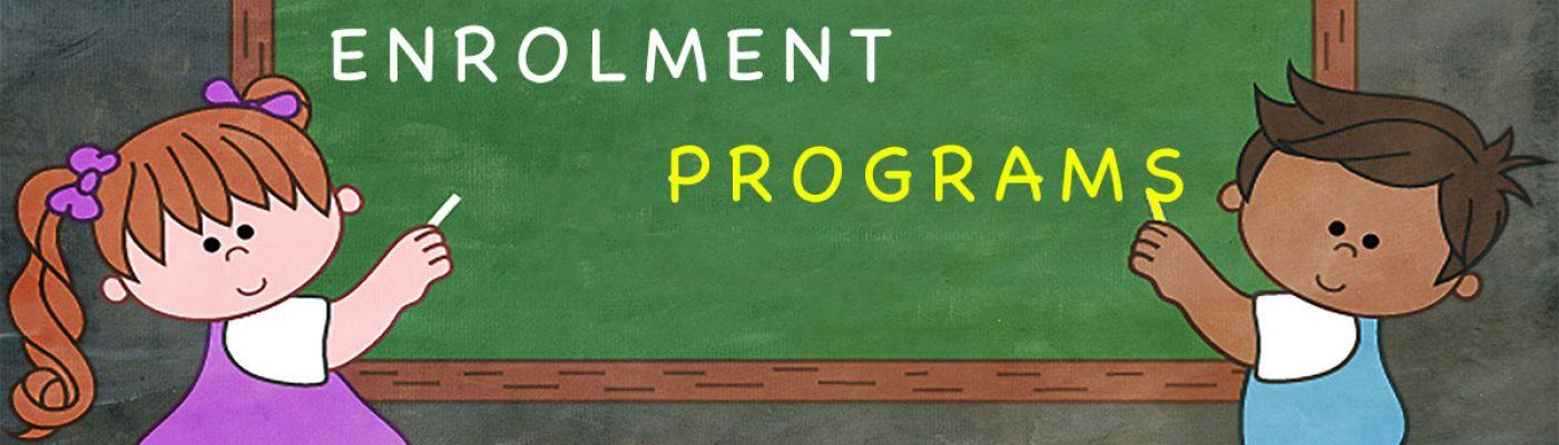 Enrolment Program
